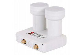 LNB Monoblock Twin Opticum RED LMTP-04H 6°