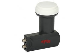LNB Twin Fte eXcellento Black 0,1dB