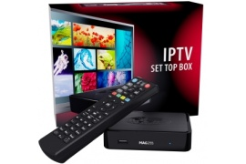 MAG254w1 IPTV & TOP-BOX TV Wifi