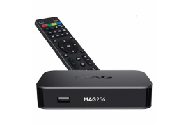 MAG256 IPTV & TOP-BOX TV