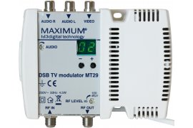 Maximum modulator MT-29 Mono DSB