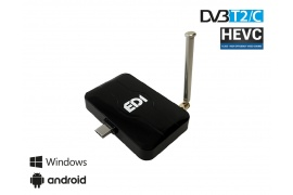 Mobilny tuner DVB-T do Android/Windows Edision EDI-COMBO T2/C USB