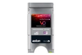 Moduł Viaccess Aston Professional Secure 12 channels