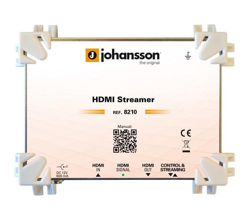 Zdjęcie produktowe Johansson 8210 HDMI Streamer