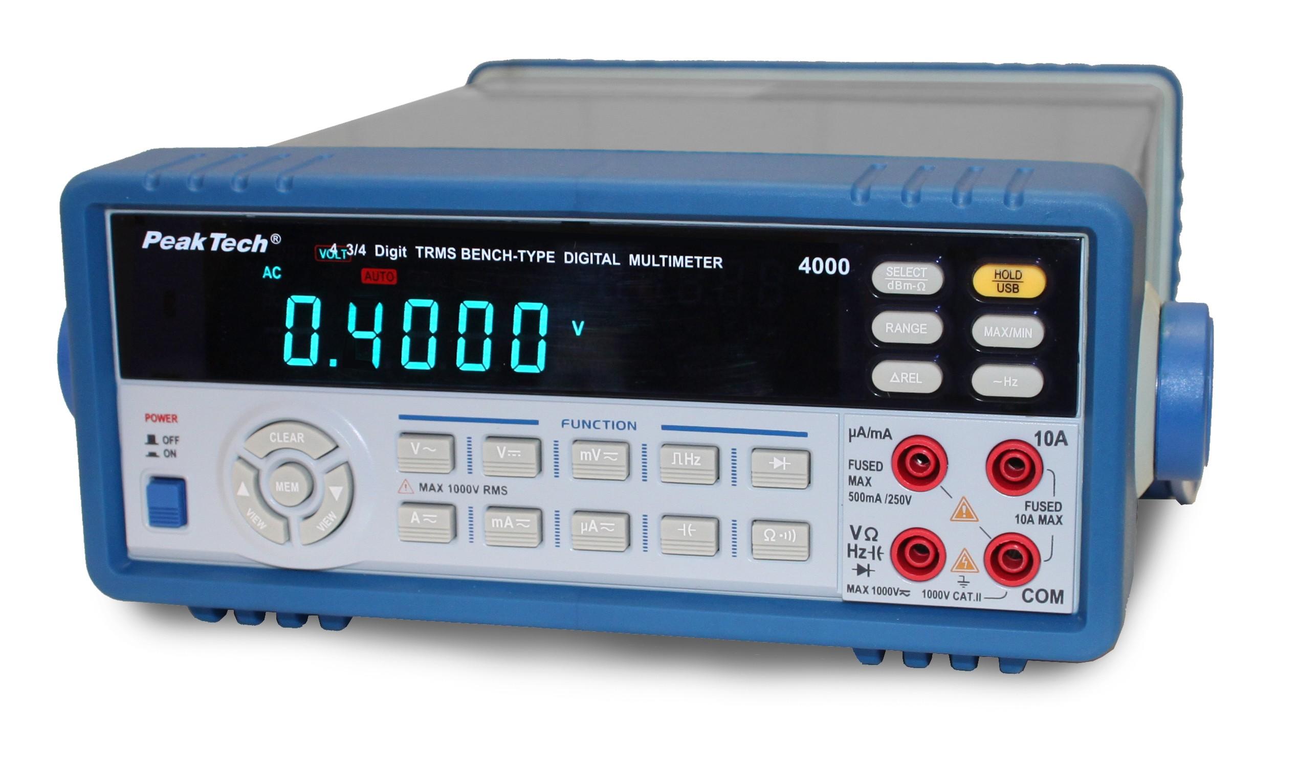 multimetr cyfrowy 4000