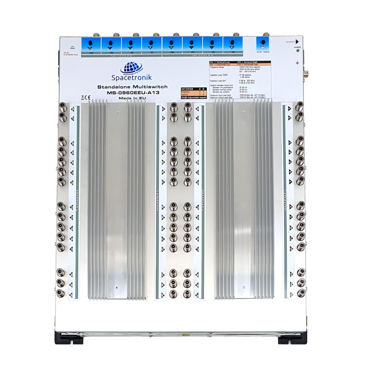 multiswitch Spacetronik MS-0960EEU
