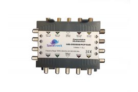 Multiswitch kaskad. Spacetronik MS-050508 PCP 5dB