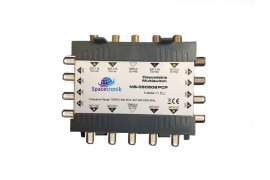 Multiswitch kaskad. Spacetronik MS-050508 PCP 10dB