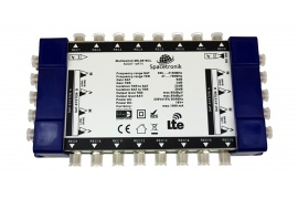 Multiswitch kaskadowy Spacetronik Pro Series MS-0916CL LTE