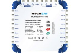Multiswitch MEGASAT 9/16