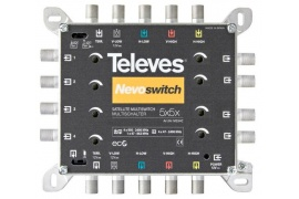 Multiswitch Nevoswitch Televes MSW 5x5x8 714503