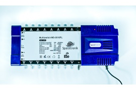 Multiswitch Spacetronik Pro Series MS-0516PL LTE
