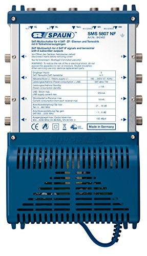 Multiswitch Spaun 5/8 SMS 5807 NF
