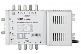 Multiswitch Unicable DUR-line SCR DCR 5-2-4-L4