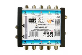 Multiswitch Unicable II GT-SAT GT-dMS2T 2x16UB