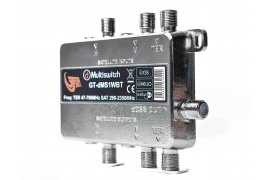 Multiswitch Unicable II GT-SAT GT-dMS1TWBT