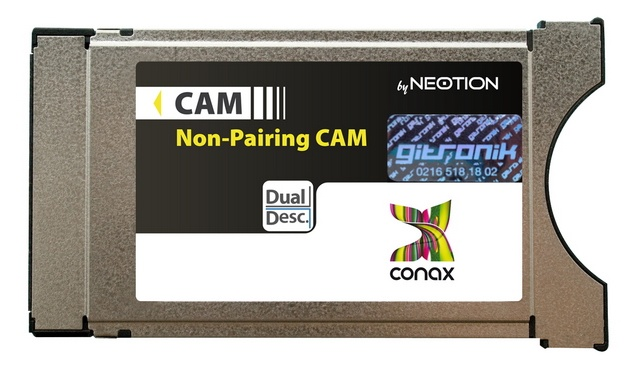 Neotion Dual Conax Cam