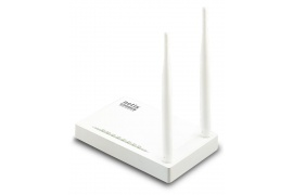 Netis WF2419E Router N 2.4 GHz 300Mbps 4-port 2x fixed antena 5dBi