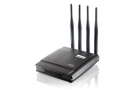Netis WF2780 Router AC 2.4/5GHz 1200Mbps 4-port 4x5dBi