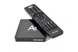 Openbox A6 IPTV & SMART BOX TV Android 4K KODI