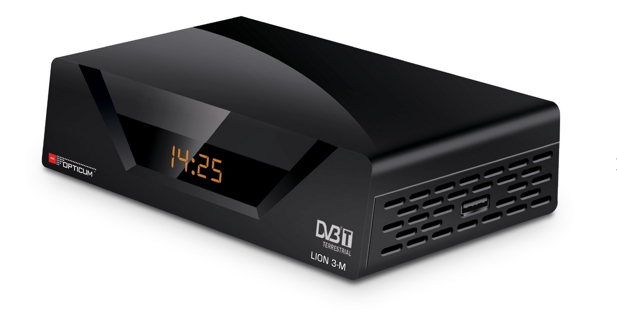 Opticum AX LION 3-M DVB-T2
