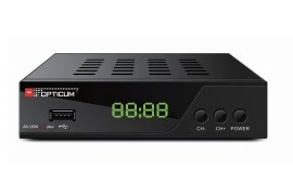Opticum AX LION 4M PLUS DVB-T/T2 H.264
