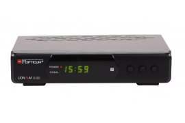 Opticum AX LION 5 HYBRID DVB-T2/C H.265