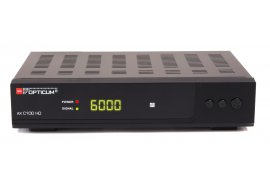 Opticum HD C100 DVB-C PVR CZARNY