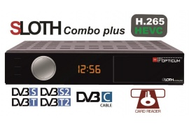 Opticum HD Sloth Combo Plus H.265 HEVC