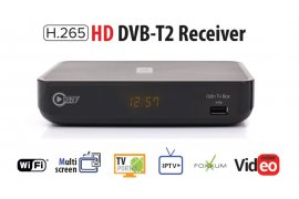 Opticum ODIN TV BOX TUNER DVB-T2/iPTV