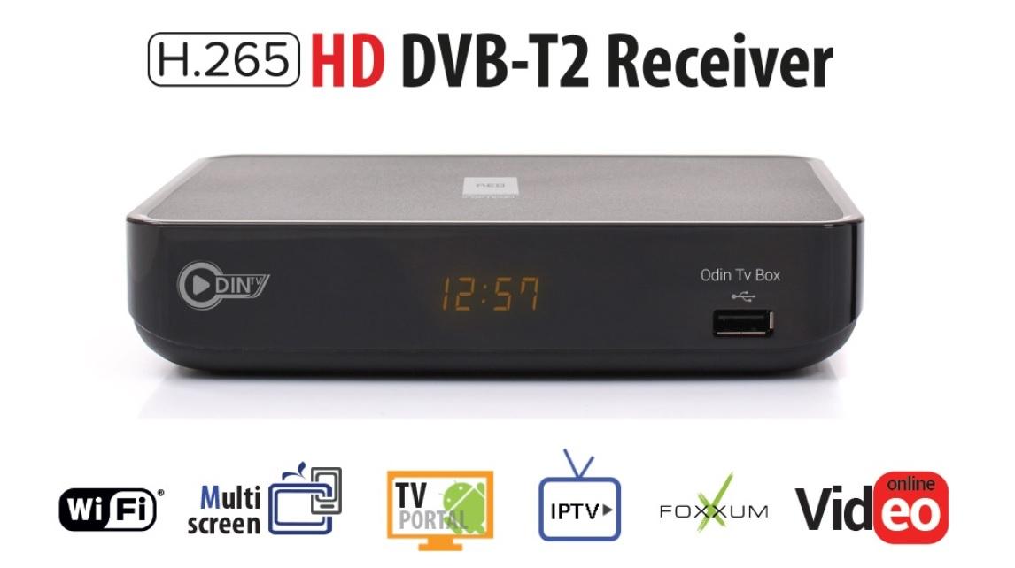 779856443 Opticum ODIN TV BOX TUNER DVB-T2/iPTV :: DMTrade.pl - internetowy ...