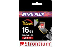 Pendrive STRONTIUM USB 3.0 16GB On-The-Go USB/microUSB