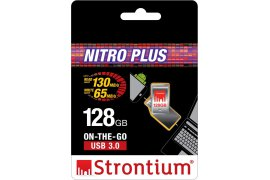 Pendrive STRONTIUM USB 3.0 128GB On-The-Go USB/microUSB