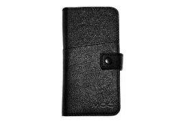 Portfel + etui na telefon MOC Mag Wallet New York na iPhone 7/8 Black