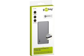 PowerBank Goobay Quick Charge 3.0 15.000 mAh