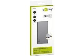 PowerBank Goobay Quick Charge 3.0 10.000 mAh
