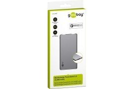 Power Bank Goobay Quick Charge 3.0 5.000 mAh
