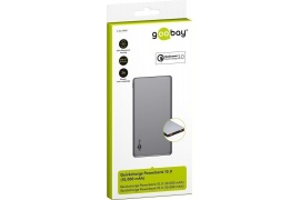 Power Bank Goobay Quick Charge 3.0 10.000 mAh
