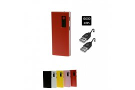PowerBank Space 13000mAh D566R red