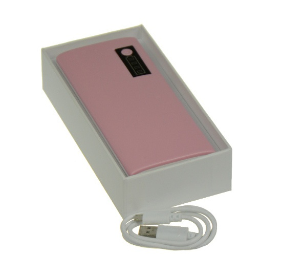 PowerBank Space 13000mAh D566P pink