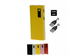 PowerBank Space 13000mAh D566Y yellow