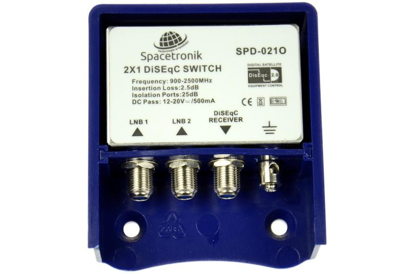Przełącznik DiSEqC SPD-021