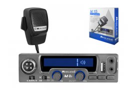 PS Radio CB MIDLAND M-10 AM/FM multi z USB.