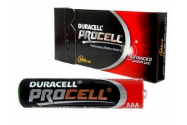 R03 bateria alkaliczna DURACELL PROCELL