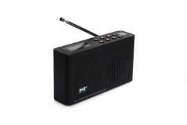 Radio OPTICUM RED TON4 DAB+/FM/Internet Czarne