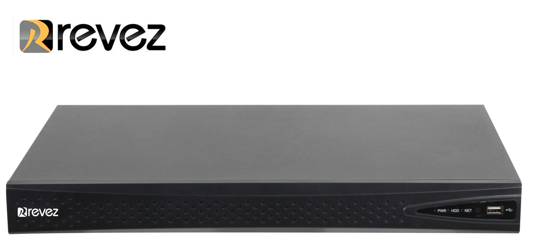 Rejestrator NVR IP z POE Revez Rapid-8 Cloud P2P