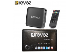 Revez QDROID SE Android Box HD WIFI