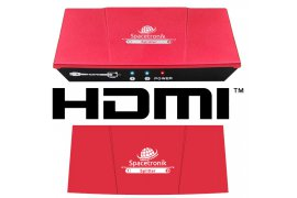 Rozgałęźnik HDMI 1/2 Spacetronik SPH-RS102HQ