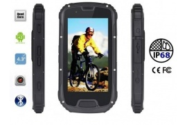 Smartfon Spacetronik SURVIVAL SR-09 black