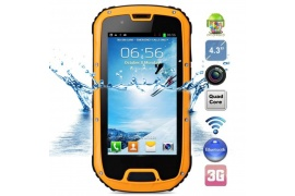 Smartfon Spacetronik SURVIVAL SR-09 orange